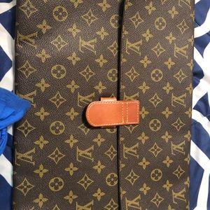 Vintage LV Clutch Bag